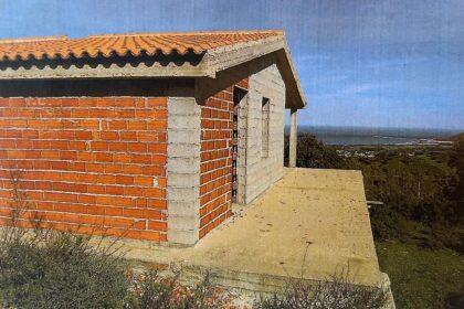 Rohbau in Capo Comino mit Meerblick, 08020 Siniscola (Italien), Einfamilienhaus